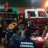 Charles Boyd from The Costa Rica Team Sponsors Jaco Volunteer Fire Department Mothers Day Celebration