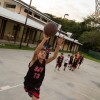 Charles Boyd Mentorship of Members of Support Jaco Youth Basketball team